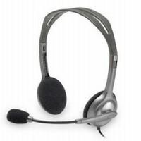 Logitech/罗技 H110电脑耳机麦克风 多功能立体声耳机耳麦 全国联保 全新盒装正品