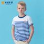 英格里奥童装夏装男童短袖T恤儿童T恤圆领T恤衫LLB9516