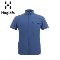 Haglofs火柴棍男款速干短袖衬衫603360(亚洲新版)