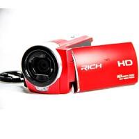 包邮送电池 RICH/莱彩 HD-R271 摄像机 入门 家用机 1080P 高清 数码 摄像机 遥控摄像