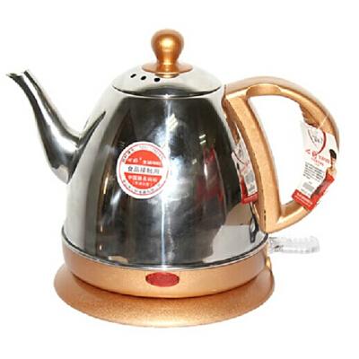 心好t12电热水壶 茶具 单壶 不锈钢 煮茶壶 喷漆
