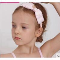 小清新甜美可爱女童蝴蝶节皇冠发箍头花高弹耐用舒适儿童表演发饰头饰品