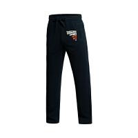 乐途LOTTO运动生活系列舒适男装平口运动卫裤EKLK001