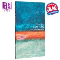 伽利略 牛津通识读本 英文原版 人物传记 Galileo : A Very Short Introduction 英文读物 Oxford University Press