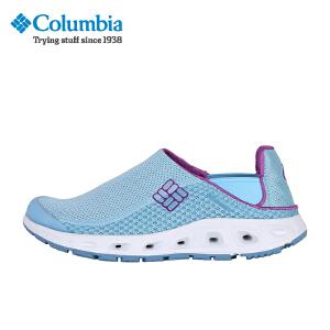 【领卷满400减100】Columbia/哥伦比亚户外女轻盈缓震透气两栖溯溪鞋DL2205