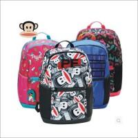 日照鑫 中小学生休闲书包 儿童双肩包 大嘴猴减负书包 男女生超轻后背包