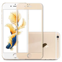 坚达 全屏覆盖钢化膜 钢化玻璃保护膜适用于iphone6 plus 5.5英寸全屏覆盖保护膜