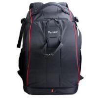 飞叶flyleaf双肩后开摄影包通用单反相机包数码背包FL326休闲户外旅游登山包娱乐休闲
