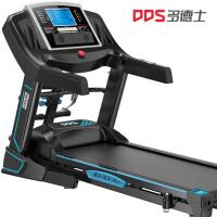 多德士(DDS)跑步机家用 静音折叠多功能电动跑步机D868