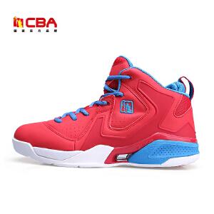 【618狂嗨继续】CBA男子篮球鞋耐磨减震防滑中高帮篮球战靴比赛鞋