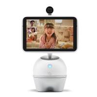 [当当自营]小鱼在家 智能家庭助手畅享版套装 高清视频360度无线wifi网络摄像机 高科技儿童早教语音陪伴机器人