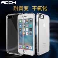ROCK iPhone7 plus手机壳透明硅胶苹果7 4.7英寸防摔保护气囊软套