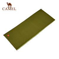 camel骆驼户外抓绒成人睡袋 休闲野营露营防寒睡袋用品