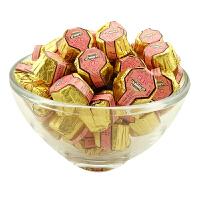 【包邮】徐福记 奇欧比(八角型酱馅)巧克力 1500g 散装称 花生/芝麻酱馅 新年糖果婚庆喜糖(代可可脂)