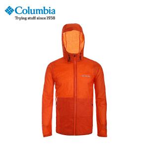 【领卷满400减100】Columbia哥伦比亚男款户外轻薄防水透气皮肤衣PM5819