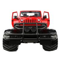 【当当自营】美致模型1:9JEEP牧马人仿真枪式遥控车大号越野车儿童汽车玩具MZ2086红色