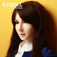 EXDOLL仿真人偶 实体硅胶娃娃情趣成人用品非充气doll UK系列 安娜