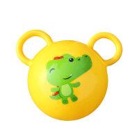 【当当自营】Fisher Price 费雪 新生儿拉拉摇铃球宝宝玩具手抓耳朵球婴儿球健身球锻炼手臂F0602黄色