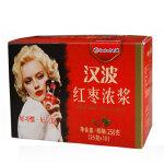 [当当自营]汉波 红枣浓浆浓缩型250g