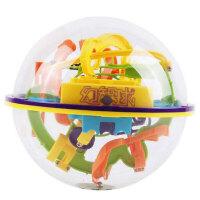 爱可优 3D立体迷宫球幻智力球挑战智力 儿童益智玩具球 创意玩具 118关927幻智