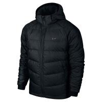 NIKE耐克冬季新款男子羽绒服棉服休闲保暖拉链带帽543367-012