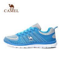 camel骆驼户外女款越野跑鞋 女士出游减震低帮运动鞋