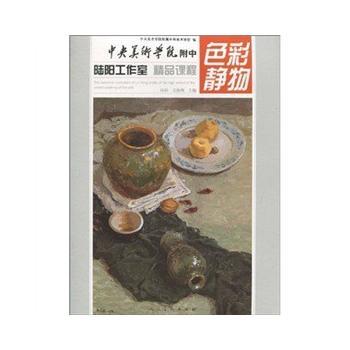 色彩静物(中央美术学院附中陆阳工作室精品课程)