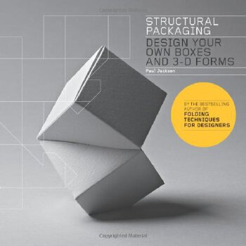 structural packaging: design your own boxes and 3d forms [isbn图片