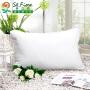 富安娜家纺出品 圣之花枕头枕芯颈椎枕特惠枕(单个)