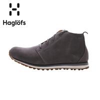 Haglofs火柴棍男款户外防水透气时尚麂皮鞋497180