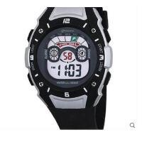 跑步运动个性     防水夜光多功能运动儿童    糖果手表手表男学生手电子表