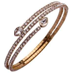 SWAROVSKI/施华洛世奇   蛇形满钻手镯 5073593 支持礼品卡支付
