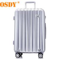 【可礼品卡支付】28寸 OSDY品牌 A40 静音万向轮拉杆箱 旅行箱 行李箱 ABS+PC 镜面密码锁 托运箱