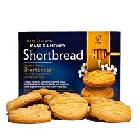 澳洲直邮 Manuka Health 蜜纽康麦卢卡蜂蜜曲奇饼干 250克 海外购