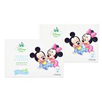 【当当自营】Disneybaby 迪士尼宝宝 婴儿尿布专用皂100g*2块 宝宝尿布皂 洗衣皂