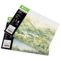 玛丽水彩本16K水彩纸 水粉纸本学生美术写生簿300g 16张加厚包邮