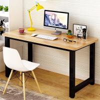 亿家达 电脑桌简易台式书桌现代家用笔记本办公桌子简约书桌单板桌