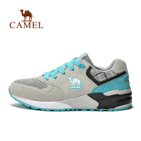 【领券满299减200】camel骆驼户外越野跑鞋 男女减震透气跑步鞋休闲运动男鞋