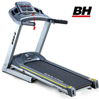 必艾奇BH欧洲进口品牌跑步机G6481高端家用款静音可折叠室内减肥