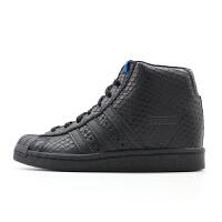 adidas 阿迪达斯 三叶草 16冬女子SUPERSTAR UP高帮休闲鞋S76404 S76405