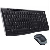 Logitech/罗技 MK270无线键鼠套装 多媒体键盘鼠标套装 Nano接收器 全国联保3年 全新盒装正品