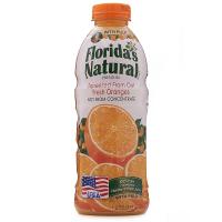 【春播】美国佛罗瑞达含果肉橙汁1L
