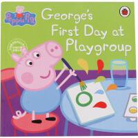 [现货]Peppa Pig: George at Playgroup 中文译名:小猪佩奇 粉红猪小妹 小猪佩佩