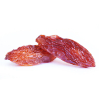 【幸运草】新疆特产红香妃葡萄干提子干吐鲁番200g袋
