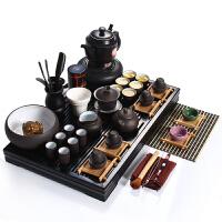 尚帝 马到成功茶盘-(紫砂)功夫茶具电热壶套装XMBH2014-020A1