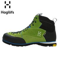 Haglofs火柴棍男款户外轻便防水透气登山鞋491160