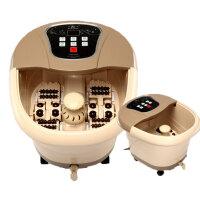 康豪KH-8998足浴盆全自动按摩洗脚盆电动按摩加热泡脚盆足浴器足疗盆   全自动 摇动踏板按摩 新的科技 新的体验