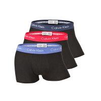 CALVIN KLEIN/卡尔文・克莱因 CK男士三条装平角内裤Q1609NYCKM02 支持礼品卡支付