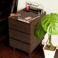 择木宜居 简约现代床头柜 储物柜