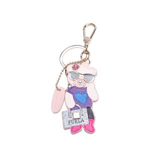 FURLA芙拉卡通样式女士钥匙扣 支持礼品卡支付